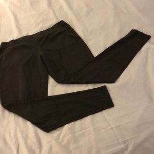 XL Maurices black leggings. Good used condition